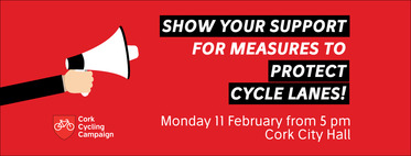 Cork Cycle campaign