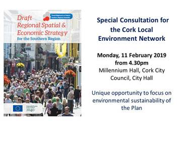 Special Consulation for the Cork Local Environment 2